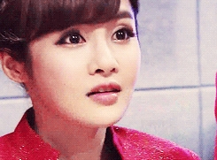 "81.""I'm pissed that Boram hardly got any screen time in the dance version of the Cry Cry MV.&q"