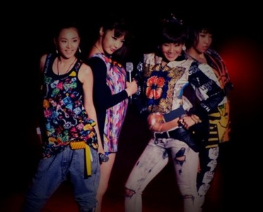 "83.""I really loved 2NE1 when they debuted. I still do! I love their voices and talent and that w"