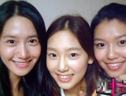 84.SNSD look scary without makeup.