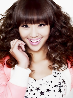 "86.""I really love Hyorin. She has an amazing voice and never forgets to smile whenever she perfo"