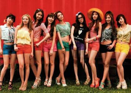 "92.""i think SNSD is the MOST POPULAR girl group. not the BEST."""
