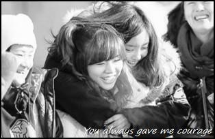 "102.""I think Hyomin should've be back on Invencible Youth because I need and love Sunbyung couple."""