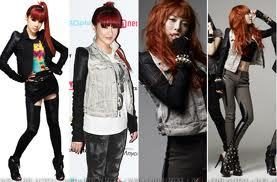 "103.""Hyuna and Park Bom are my inspiration to lose weight. I've currently lost close to 5 lbs, and"