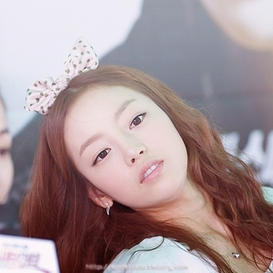 "155.""I swear, Hara looks like she's ten. It weirds me out that Junhyung is dating someone who"