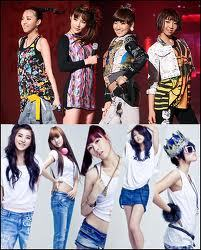 "185.""I'd shit my pants if ২নে১ and 4Minute did a special stage against each other. Kind of like bat"