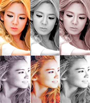 "191.""It really bothers me that Hyoyeon has the least amount of অনুরাগী out of all the girls in SNSD. To"