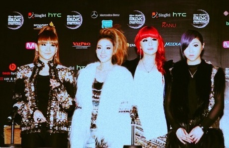 "258.""I re-watched the performances on MAMA 2011 on youtube. But one thing is, ONLY 2NE1 gave me"