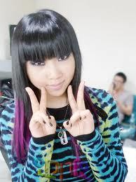"262.""I think Minzy is soo much more sexier with long hair, the she is with short haircut"""
