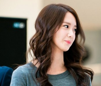 "*382.""How can people say Yoona is ugly? Have you see her face to face? I've seen her, she's"