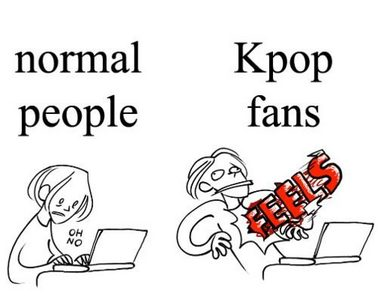 "415.""Kpop fans are so whiny."""