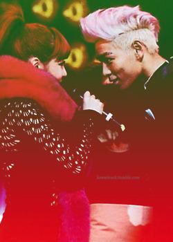 "446.""I love shipping 21Bang, Especially T.O.P and Bom."""