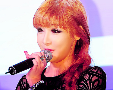 "561.""I like 2NE1's music and their stage performances, but one thing that irritates me is how Bom ("