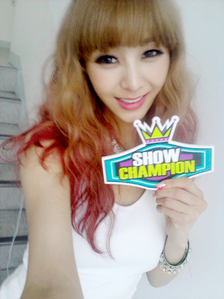 "566.""People that hate on G.NA can kiss my butt.