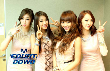 "569.""I'm a girl and I love SISTAR. They are my new obsession and I don't give a fuck about the ha"