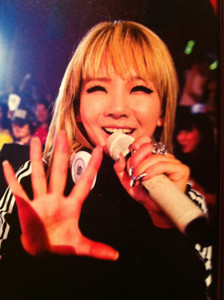 "586.""I don't find CL pretty, I find her beautiful.  There's a difference.  She has this charisma"
