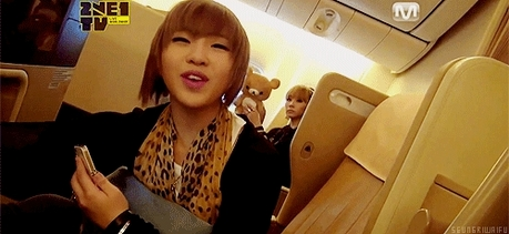 "594.""If Minzy is ""fat"", then I'd love to be as ""fat"" as her.