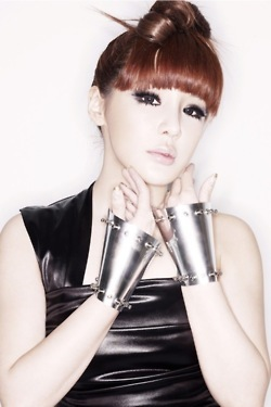 """601.""""Park bom was so gorgeous before surgery! She's still pretty but now she has the tendency to lo"""