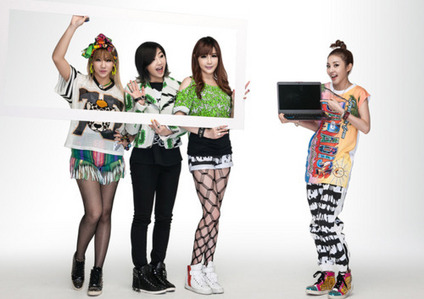"""606.""""I think that 2NE1 are uncoventionally beautiful."""""""