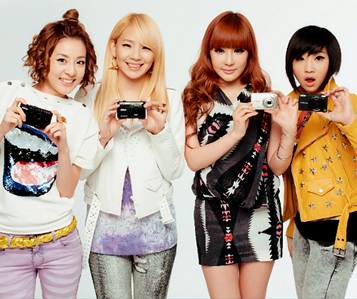 """614.""""2NE1 don't need to go to variety shows. They already have a whole show for themselves."""""""