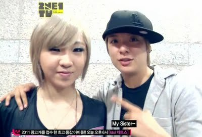 """616.""""I ship Minzy with amber because I think no man is good enough for either girl."""""""