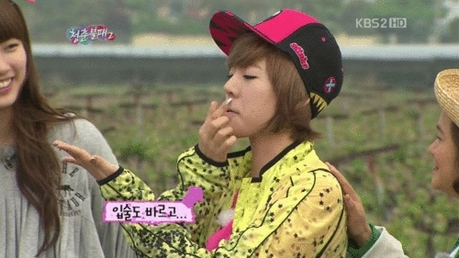 """630.""""Sunny is my bias and i think she is amazing. She's talented. She has a great voice and althoug"""