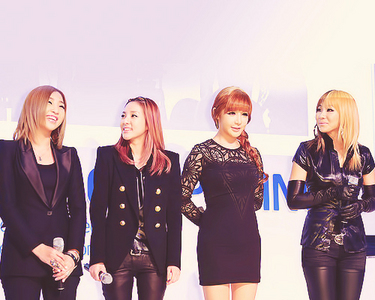 """635.""""I would kill to see 2NE1 either cover one of Big Mama's songs or even better sing on stage wit"""