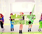 """706.""""I love f(x) Electric Shock. It reminds me of NU ABO, but I was disappointed that the choreograph"""