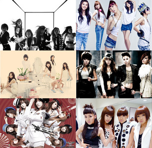 """727.""""2009 was the best year of K-pop…"""""""