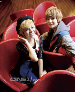 "734.""SNSD's Sunny and SHINee's Taemin make me feel nauseous."""