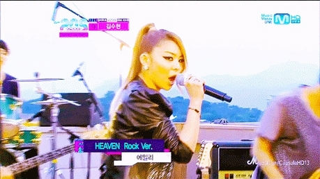 "821.""I feel like Ailee comes across a little smug about her talents. To the point where she can over"