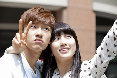 "835.""I'm a hardcore MYUNGZY shipper, but I can't deny the adorableness of Shin Won Ho and Suzy."""