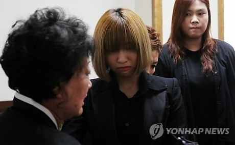 "950.""It broke my heart to see Minzy crying at the funeral of her grandmother.