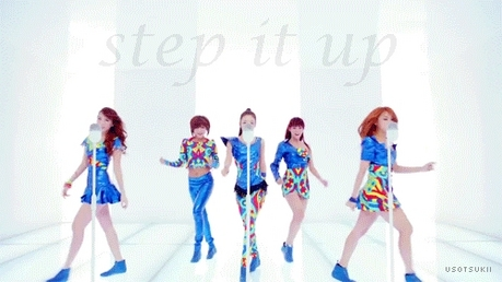 981.&#34;The scream at the beginning of Step by Kara sounds like a Pokémon >< I can't get that image o