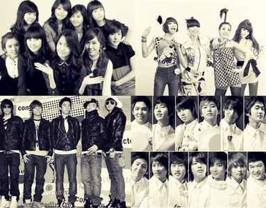 "986.""Don't call SNSD,BIGBANG or SUJU overrated. I chose to be a fan of them and so did many more an"