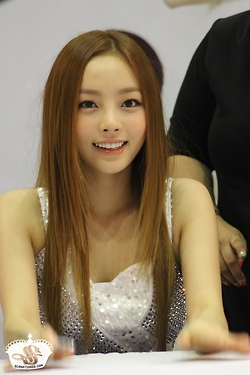 "996.""Although I can't call myself a Kamilia, I became a supporter of Kara because of BEAST. And I�"
