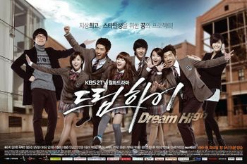 "1080.""Dream High made me hate Suzy, Miss A, IU, Taecyeon, Wooyoung and 2PM. So I really hate the crea"