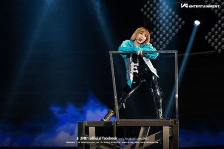 "1084.""I'm so glad that Minzy is getting attention cause she deserves it but I want more Bom and les"