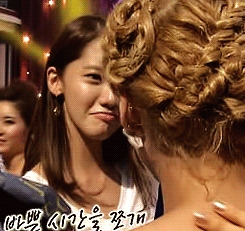"1114.""I didn't think Yoona and Hyoyeon ever paid any attention to each other until I watched the fi"