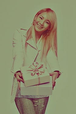 "1217.""CL needs blonde hair to be considered attractive like humans need air to breath."""