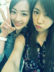 "1282.""I love all members of Sistar but nowadays I just can't keep my eyes off Dasom&Soyu. I would l"