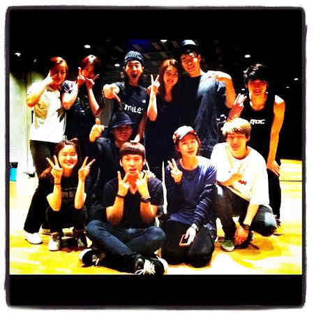 "1295.""YG dancers are the coolest of the bunch! Not only are they great dancers,they also look so BAMF"