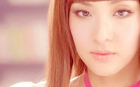 """1296.""""'Darbie' is so beautiful. Dara is always beautiful :)"""""""