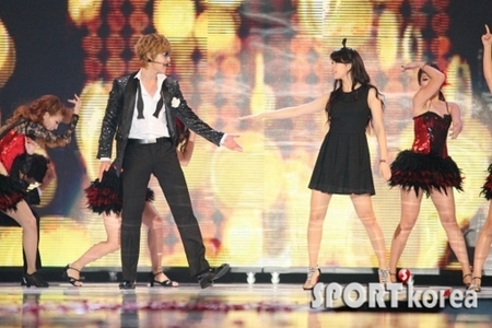 "1348.""miss A's Suzy and Kim Hyun Joong make a great couple. I wish they had more interaction with e"