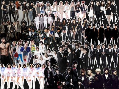 "1384.""Some people like Super Junior, some people like TVXQ/JYJ, some people like Big Bang, some peopl"