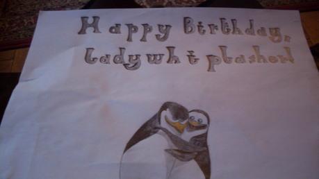 Happy birthday, ladywhiplasher!! 8D I drew your icon. X3