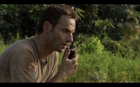 3. Избранное overall? Why? [b]Rick Grimes[/b] He's the main character.He's a leader everyone gets