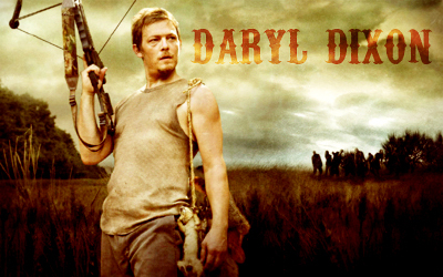 [b]Day 3 - प्रिय overall? Why?[/b] Since I went with Shane for my male pick, I'll go with Daryl