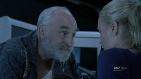 5. How do Ты feel about the Dale/Andrea scene right before the CDC blew up? I thought it was nice