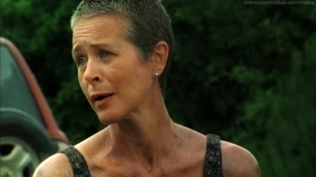 16. What survivor would آپ be 100% okay with if they were killed اگلے episode? Carol,she is so ann