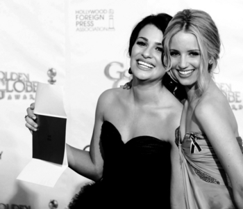 Two of my favorite actresses :)